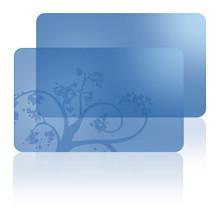Karty przeźroczyste
